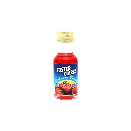 Foster Clark's Strawberry Essence 28ml