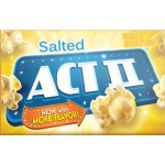 Act II Popcorn Salted Flavour 255g