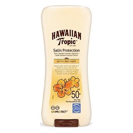 Hawaiian Tropic Tanning Oil Ultra Radiance SPF50+ 200ml