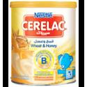 Nestle Cerelac Wheat & Honey 400G