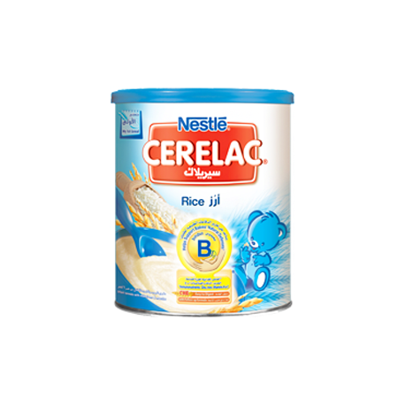 Nestle Cerelac Rice BL 400G