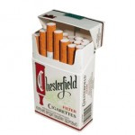 Chesterfield Filter Cigarettes