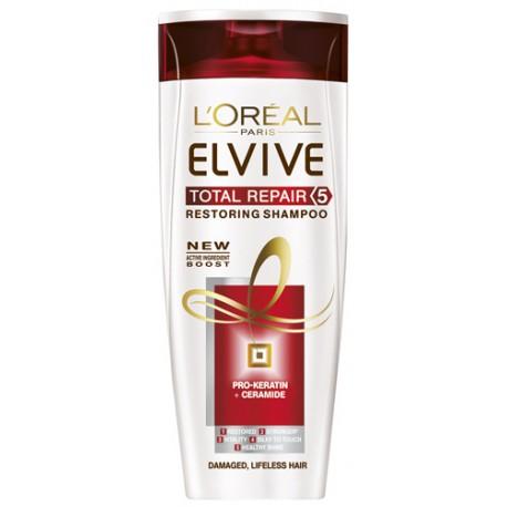 L'Oreal Elvive Total Repair Shampoo 400ml