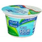 Almarai Fresh Sour Yoghurt 170g