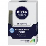 Nivea Sensitive Alcohol Free After Shave Fluid 100ml