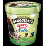 Ben & Jerry Cherry Garcia Frozen Yogurt 473ml
