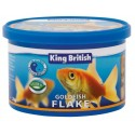 King British Goldfish Flake 28g