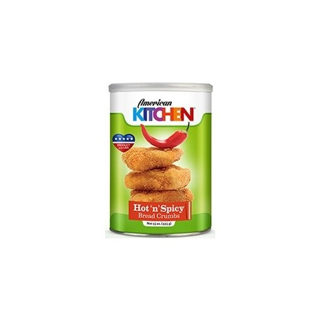 American Kitchen Hot'n Spicy Bread Crumbs 425g