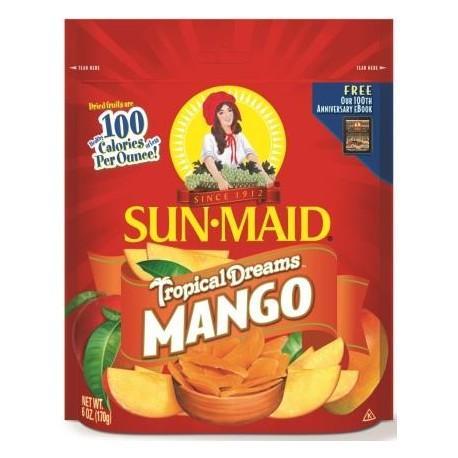 Sun-Maid Dried Mango 170g