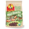 Sun-Maid Organic Raisins 9 Mini Boxes 125g