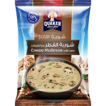 Quaker Creamy Mushroonm Soup with Oats 64g
