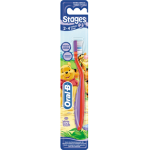 Oral B Pro-Expert Stages 2-4 Months Toothbrush