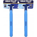 Gillette Blue II Plus Disposable Razors 2
