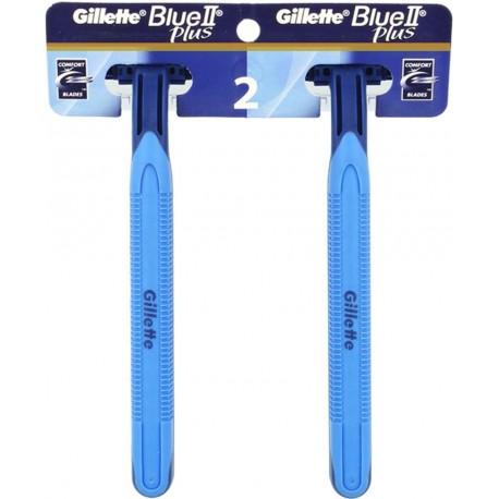 Gillette Blue II Plus Disposable Razors 2
