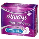 Always Diamond 14 Ultra Thin Extra Long
