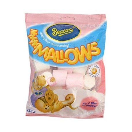 Beacon Marshmallows White 150g