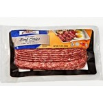 Midamar Hickory Smoked Beef Stripes 340g