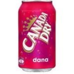 Canada Dry Dana 6x355ml