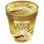 Carte D'or Vanilla Ice Cream 125ml
