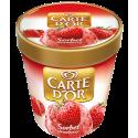 Carte D'or Strawberry Ice Cream 125ml