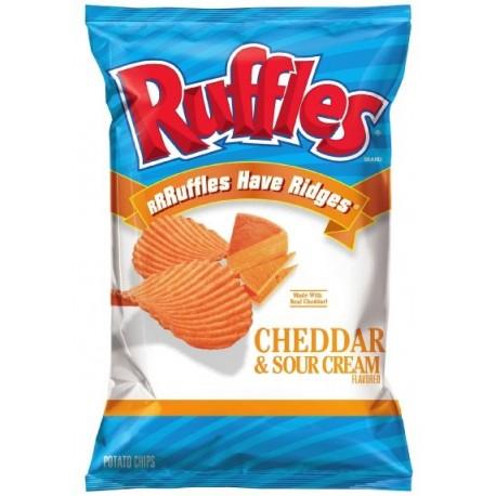 Ruffles Cheddar & Sour Cream 184.2g