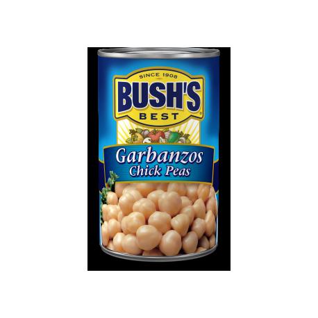 Bush's Garbanzos Chick Peas 454g