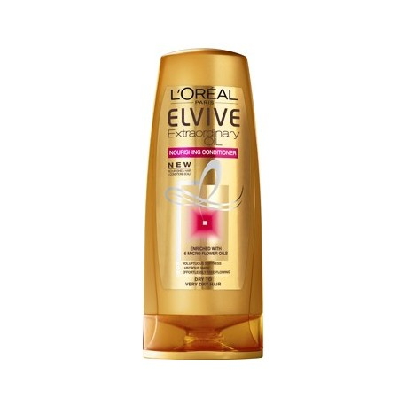 L'Oreal Elvive Extraordinary Oil Nourishing Conditioner 400ml