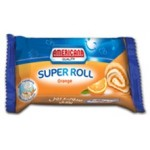 Americana Super Roll Orange