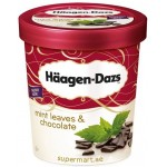 Haagen-Dazs Creations Mint Leaves & Chocolate 500ml