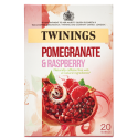 Twinings Pomegranate & Raspberry 20 Teabags