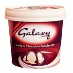 Galaxy Vanilla & Chocolate Indulgence Ice Cream Cup 100ml