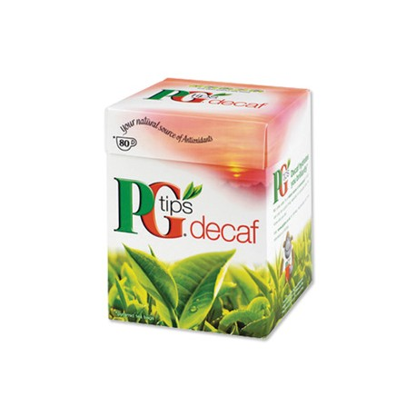 PG Tips Decaf 40 Pyramid Teabags