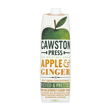 Cawston Press Apple & Ginger Juice 1L
