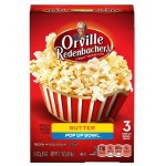 Orville Redenbacher's 3 Pop Up Bowl Butter Popcorn 246.9g