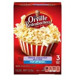 Orville Redenbacher's 3 Pop Up Bowl Movie Theater Butter Popcorn 246.9g