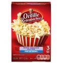 Orville Redenbacher's 3 Pop Up Bowl Movie Theater Butter Popcorn 246.9g