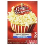 Orville Redenbacher's 3 Pop Up Bowl Kettle Korn Popcorn 246.9g