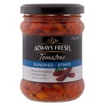 Always Fresh Sundried Tomatoes Stripes 220g