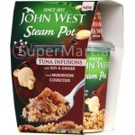 John West Steam Pot Tuna Infusions with Soy & Ginger 150g