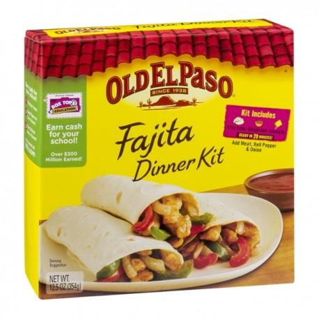 Old El Paso Taco Dinner Kit Fajita 354g