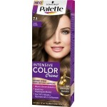 Palette 7-1 Medium Ash Blonde Intensive Colour Cream