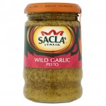 Sacla Wild Rocket Pesto 190g