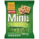 Ryvita Minis Cream Cheese & Chive 30g