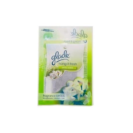 Glade Hang It Fresh Cupboard & Drawer Fragnance Beads Spring Jasmin