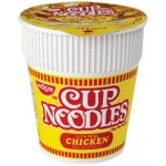 Nissin Cup Noodle Coconut Chicken Curry Flavour 60g