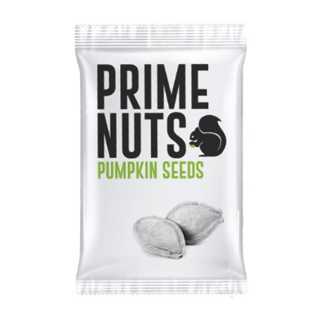 Prime Nuts Salted Pumpkin Seeds 125g