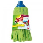 Scotch Brite Ultra Strip Mop Max Green with Stick