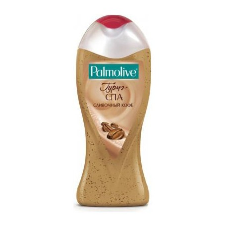 Palmolive Gourmet Spa Creamy Coffee Shower Gel 250ml