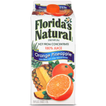Florida's Natural Orange Pineapple Juice 900ml
