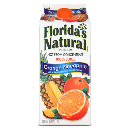 Florida's Natural Orange Pineapple Juice 900ml